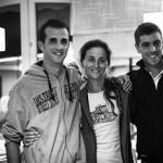 MARTA, ERIC i ALBERT